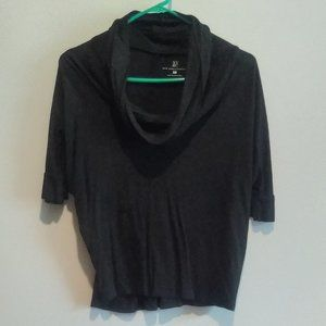 New York & Company Cowl Neck Tunic Style Top